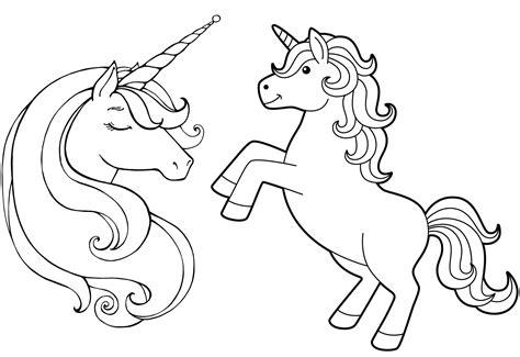 disegni kawaii unicorno facili lol disegni da colorare cartoni animati con
