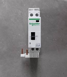 Contacteur Jour Nuit : contacteur jour nuit schneider electric 16736 le ~ Dallasstarsshop.com Idées de Décoration
