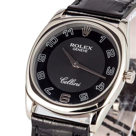Rolex White Gold Cellini 4233