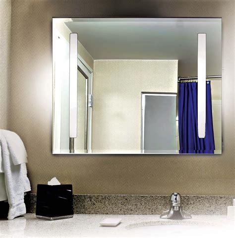 Large Vanity Mirror by Rifletta 2 Light Large Vanity Mirror From Kenroy 90831