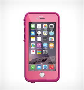 lifeproof iphone 6 lifeproof fre iphone 6 water shockproof power pink