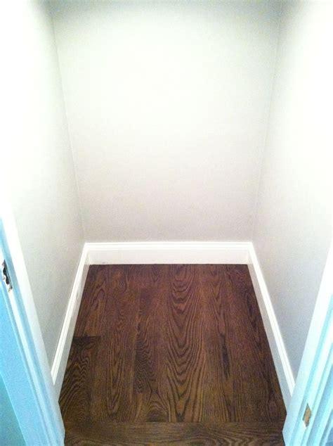 Dark Floors, Grey Walls, White Trim   Operation Home Sweet