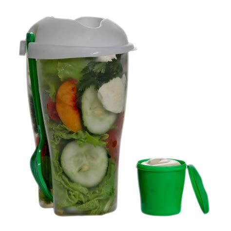 cuisine shaker aliexpress com buy fresh salad container serving cup