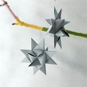 Origami Facile Noel : d coration de no l en papier origami ou kirigami ~ Melissatoandfro.com Idées de Décoration