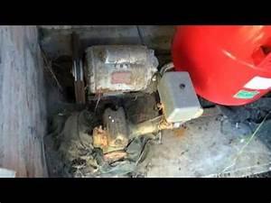 Pompe à Eau électrique : ancienne pompe electrique piston en activit youtube ~ Medecine-chirurgie-esthetiques.com Avis de Voitures