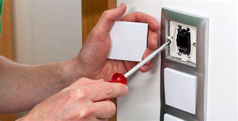comment ouvrir une porte de chambre comment brancher un interrupteur