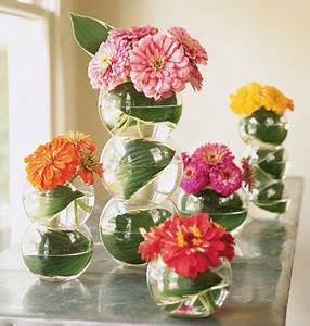 New Home Interior Design: 6 Simple Flower Arrangements