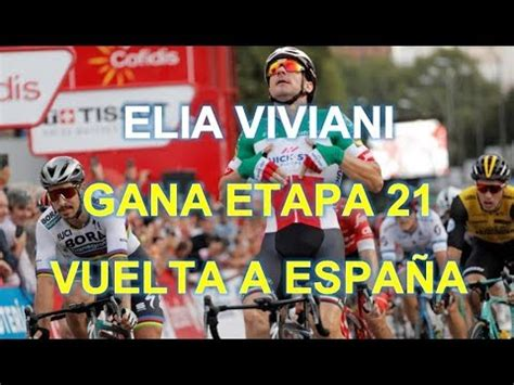 Resumen 9 Etapa Vuelta España by Resumen Etapa 21 Vuelta A Espa 241 A 2018