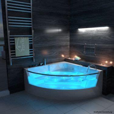 Tronitechnik Luxus Whirlpool Badewanne Wanne Jacuzzi Spa