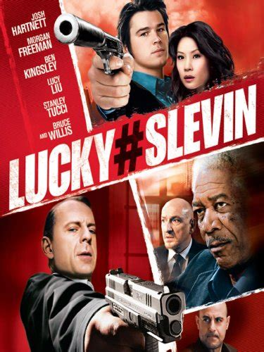amazoncom lucky number slevin josh hartnett morgan