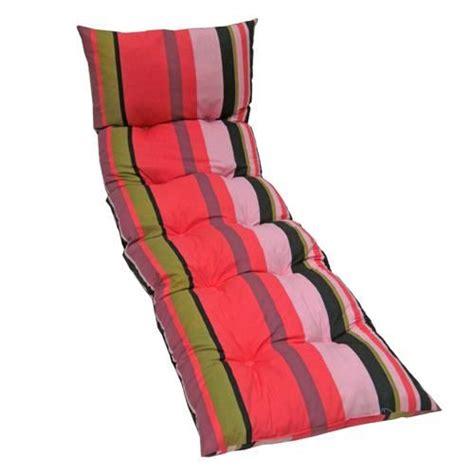 coussin de chaise longue coussin chaise longue leclerc table de lit a roulettes