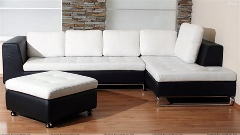 black and white sofa and loveseat black and white sofa set with brown floor wallpaper
