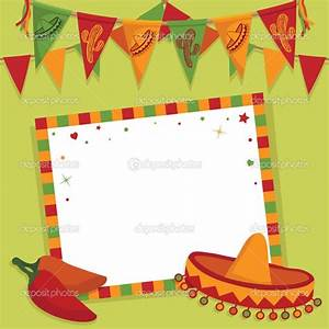 mexican fiesta invitation templates free quotfiesta invites With mexican themed powerpoint template