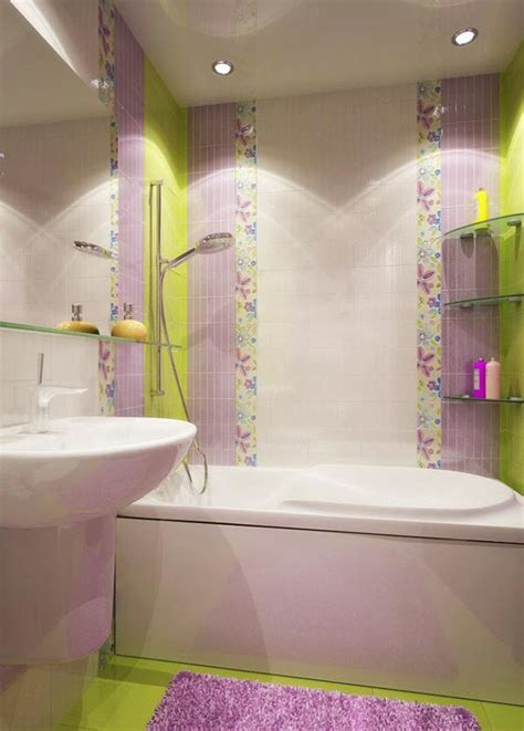 purple bathroom wall tiles ideas  pictures