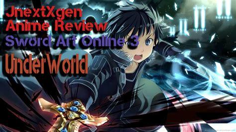 anime sword underworld sword season 3 underworld uwo confirmed plus