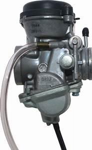 Carburetor - 26mm  Manual Choke  Suzuki En 125