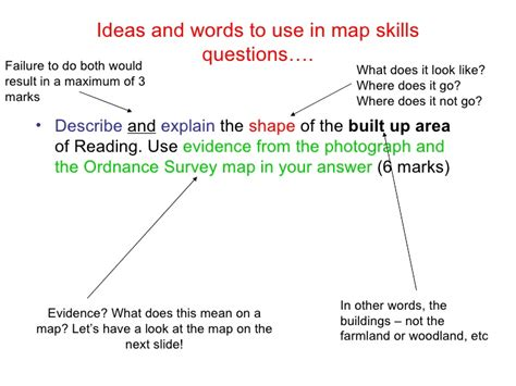 Words To Use To Describe Skills On A Resume by Map Skills
