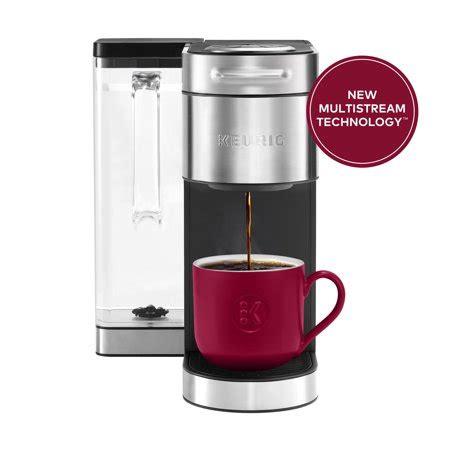The spruce eats / cheyenne elwell. Keurig® K-Supreme Plus Single Serve K-Cup Pod Coffee Maker, MultiStream Technology, Stainless ...