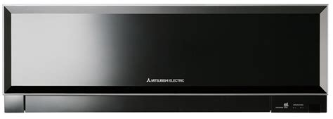 Mitsubishi Slimline Air Conditioner Prices by Black Mitsubishi Electrics Slimline Air Conditioner