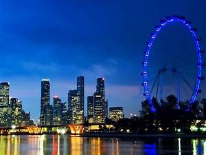 wallpapers: Singapore City Wallpapers
