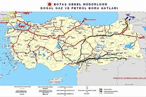 Map 3. Natural gas and Oil Pipeline Map — European ...
