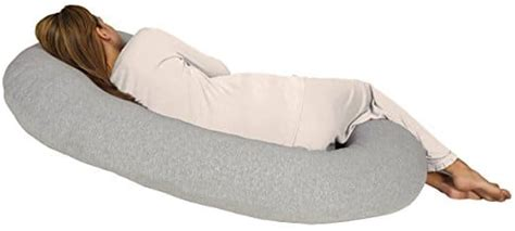 snoogle total pillow leachco snoogle chic jersey total pillow review 2017