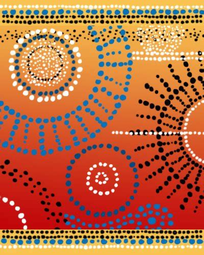 aboriginal art dots abstract photoshop brushes