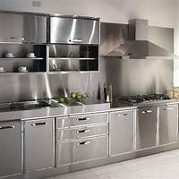 metal cabinets kitchen Stainless Steel Kitchen Cabinets Singapore of Special ...