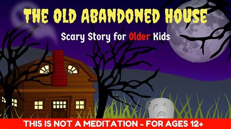 scary story for abandoned house 881 | maxresdefault