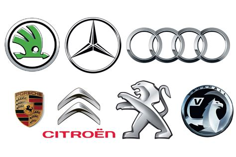 The History Behind 8 Familiar Motoring Logos