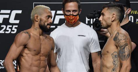 UFC 255: Deiveson Figueiredo vs. Alex Perez live results ...