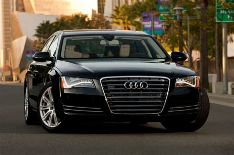 2018 Audi A8 Reviews And Rating Motor Trend