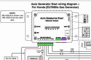 Honda Eu7000is Wiring Diagram