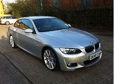 2008 BMW 3 SERIES 325d M Sport 2dr Auto Diesel Coupe