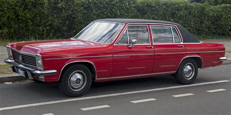 Opel Diplomat by File Opel Diplomat E Automatic In Front Left Jpg