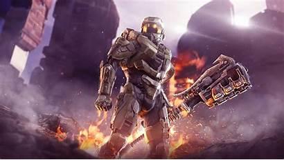 Halo 4k Wallpapers Games Backgrounds Artstation