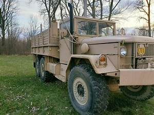 1971 M35a2 2 5 Ton 6x6 Military Truck  Deuce And A Half  Super Singles    For Sale  Photos