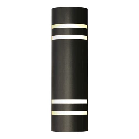 outdoor wall sconce black rona