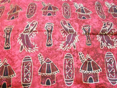 motif model batik papua gambar kain harga papua
