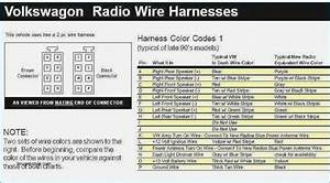 Mk5 Jetta Radio Wiring Harness Diagram