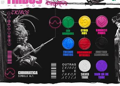 Gaga Lady Project Behance Chromatica Release