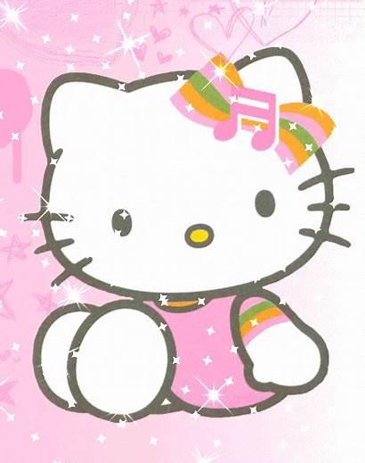 Kitty Hello Gifs Animados Giphy Dibujos Bonitas