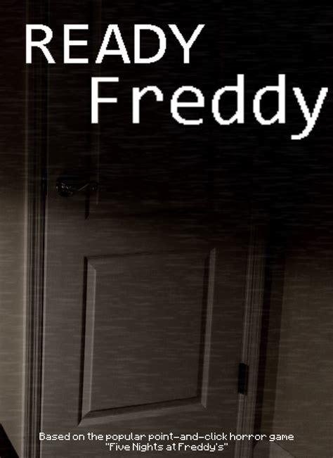 ready freddy temporarily halted windows game indie db
