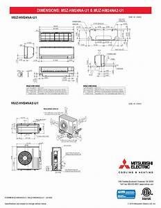 Comfortmaker Air Conditioner Wiring Diagram Model Naco30akc3 : mini split 24 000 btu mitsubishi 18 seer heat pump system ~ A.2002-acura-tl-radio.info Haus und Dekorationen