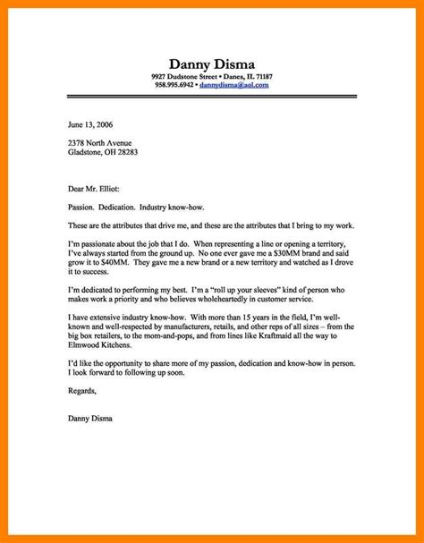 exle of business letter for students letters free