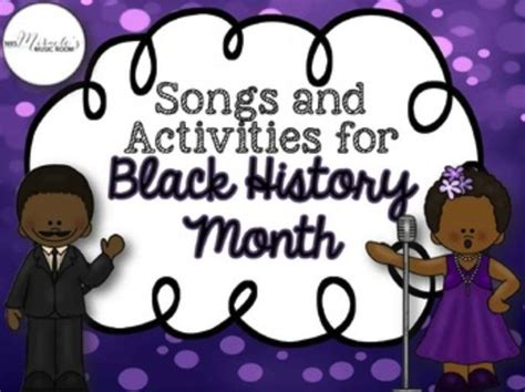 25 best black history month ideas on black 419   4f14980bd2258c8e14cf3c2c2b6a91a2 history activities music activities