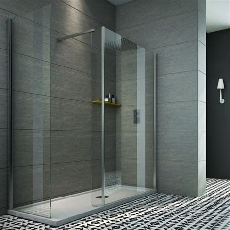 walkin shower tate collection indi 1500 x 700mm walk in shower enclosure inc tray