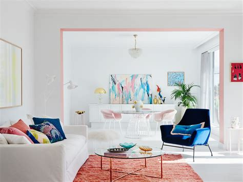 Living Room Color Pink by Choosing The Right Colour Scheme For Your Home