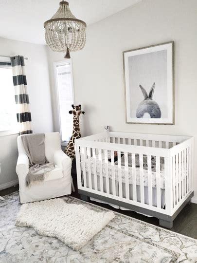 gender neutral nursery family love baby bedroom