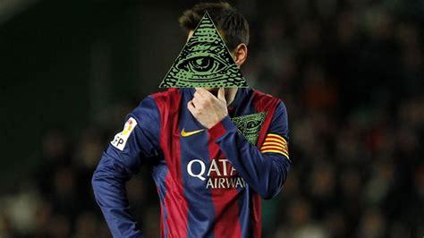 Messi Illuminati Messi Illuminati